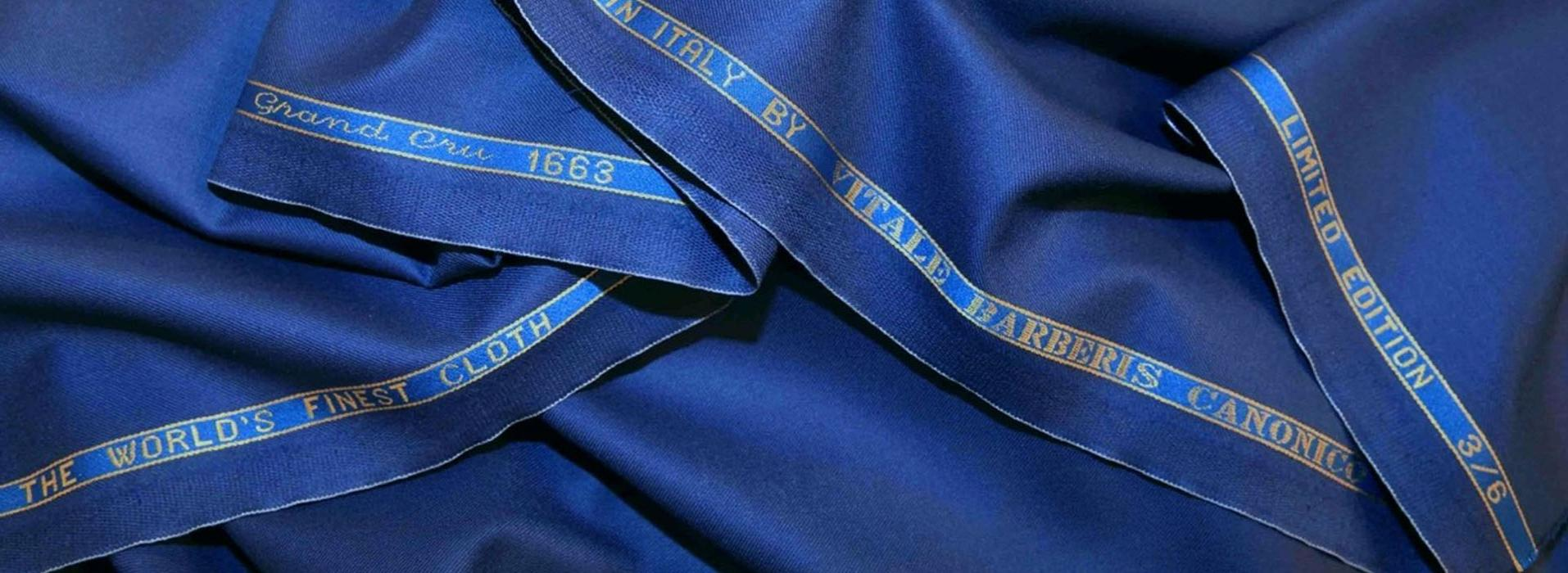 Високоякісні італійські тканини для чоловічого одягу